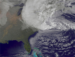 Hurricane Sandy Impact Could Exceed $20 Billion