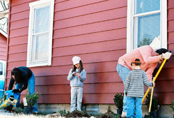 Selling your Shreveport home this spring means you probably need to do a little sprucing up on the outside.