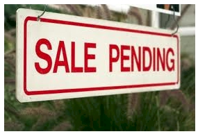 Pending Home Sales Up