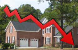 home prices and interest rates are at all time lows