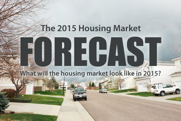 2015 Long Island NY housing forecast and what to expect in the new year.