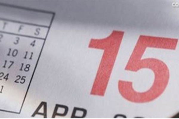 Never too soon to start planning for filing your taxes for 2015