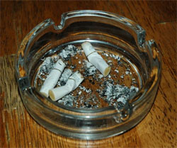 In addition to destroying your health, what smoking can do to your Shreveport house