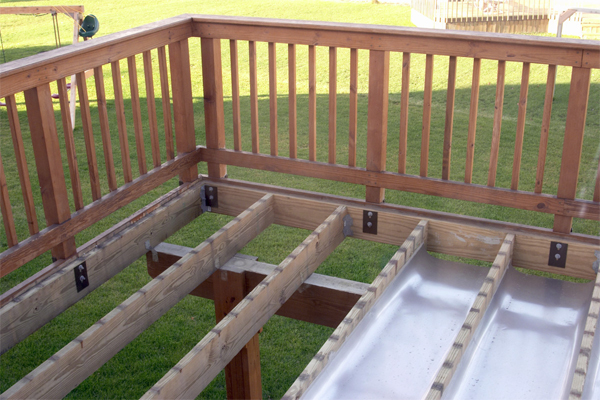 Gulf Shores Home Improvements: outdoor tips - taking care of your deck, or building a new one.