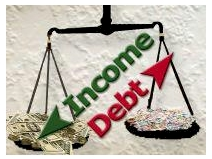 When buying a Scottsdale house, one of the things that must be in line is your debt to income ratio
