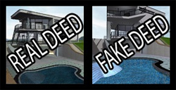 The latest Suffolk County NY real estate scam tries to sell you a fake deed