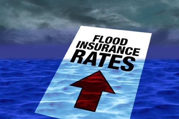 Lake Minnetonka flood insurance rates went up on April 1st by as much as 25 percent for some homeowners