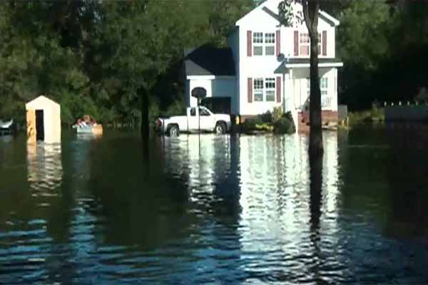 Scottsdale home insurance normally does not cover flooding.