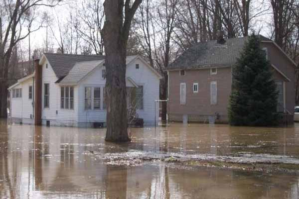 Typical Lake Minnetonka insurance does not cover flooding. You need flood insurance to protect you from this disaster.