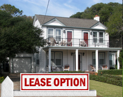 Shreveport lease option home