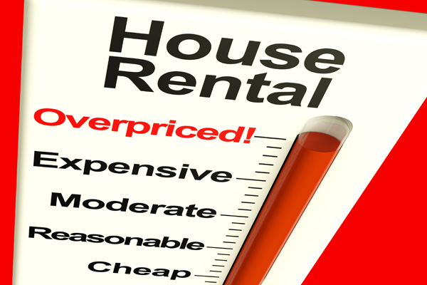 Rent increases are common in the Dayton Ohio housing market.