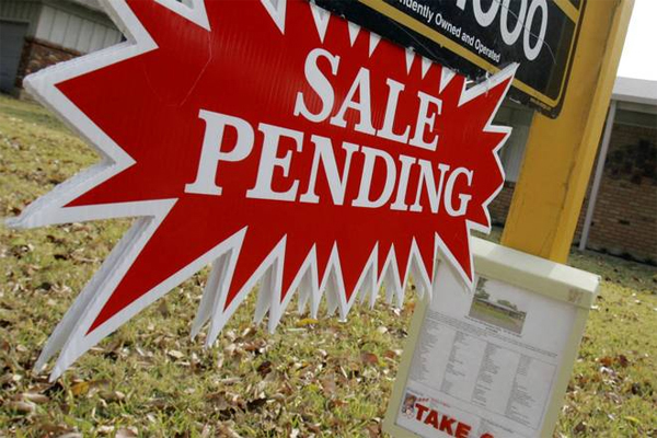 What does it really mean when you see a pending sign attached to a Metro Atlanta homes for sale listing?