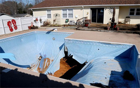 Is your Gulf Shores home covered from sinkholes?