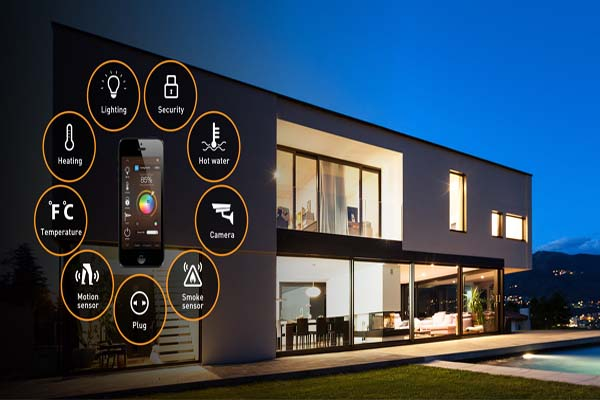 Metro Atlanta real estate is now featuring smarter homes