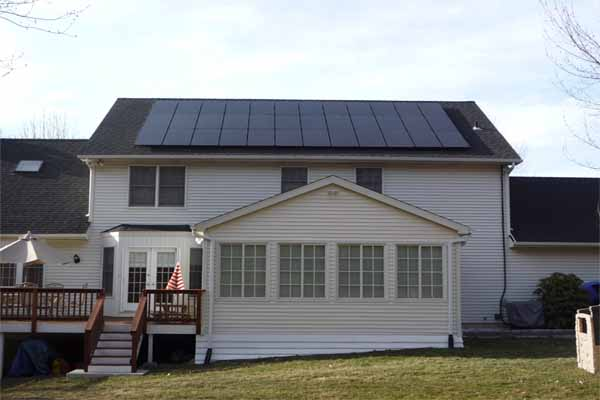 Lake Minnetonka insurance... what does it have in common with energy efficiency? Building experts say solar homes in the U.S. may soon reach the million mark.