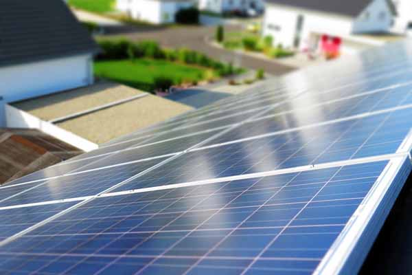 Some of the latest Metro Atlanta home improvement trends include solar roofing