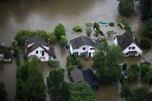 Metro Atlanta flood insurance is not always required, but is highly recommended.