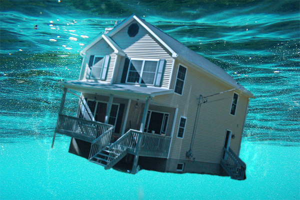 Metro Atlanta housing continues to emerge from being underwater.