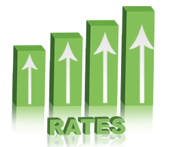 It is no surprise to anyone that Metro Atlanta mortgage rates are going up.