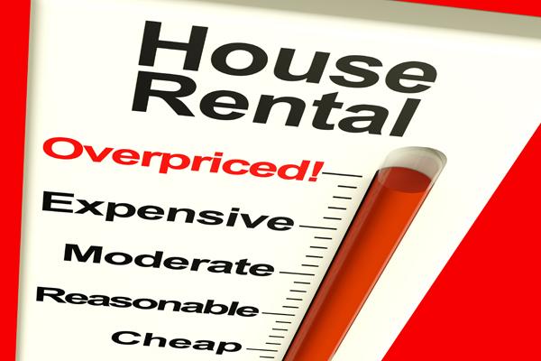 Rent increases are common in the Metro Atlanta housing market.