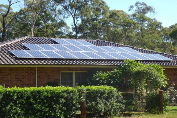 When it comes to Metro Atlanta home improvements, solar panels are probably not on your list